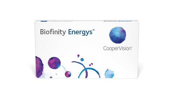 Biofinity Energys (3 Lentillas)