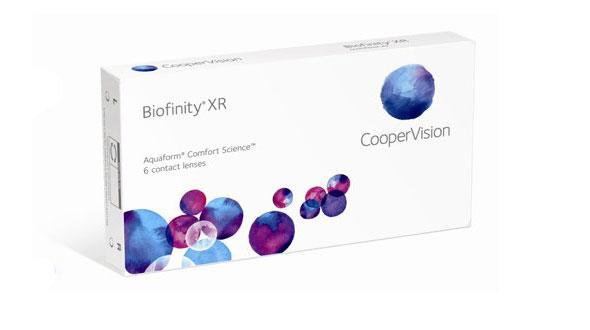 Biofinity XR (6 Lentillas)