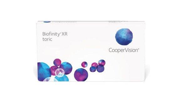 Biofinity XR Toric (6 Lentillas)