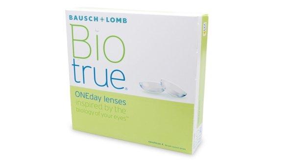 Biotrue ONEday (90 Lentillas)