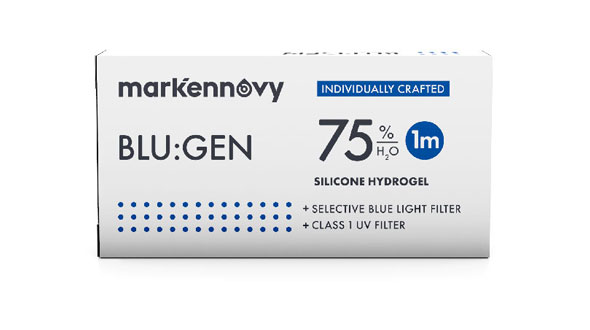 Blu:gen RX Tóric (3 lentillas)