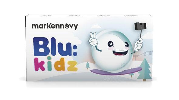 Blu:kidz RX Esférica (3 lentillas)