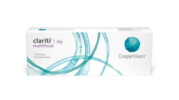 Clariti 1 Day Multifocal (30 Lentillas)