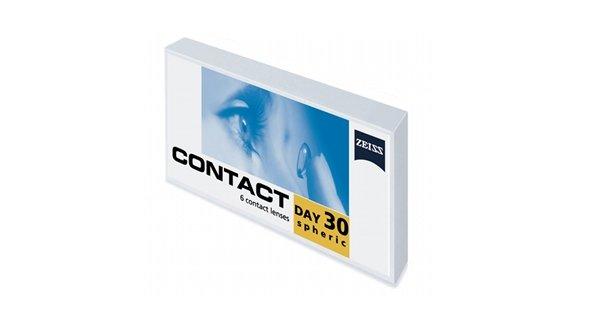 Contact Day 30 Alta Miopía (6 Lentillas)