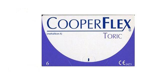 Cooperflex Toric (6 Lentillas)