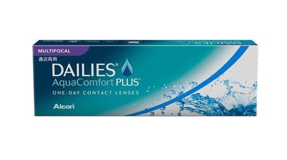 Dailies AquaComfort Plus Multifocal (30 Lentillas)