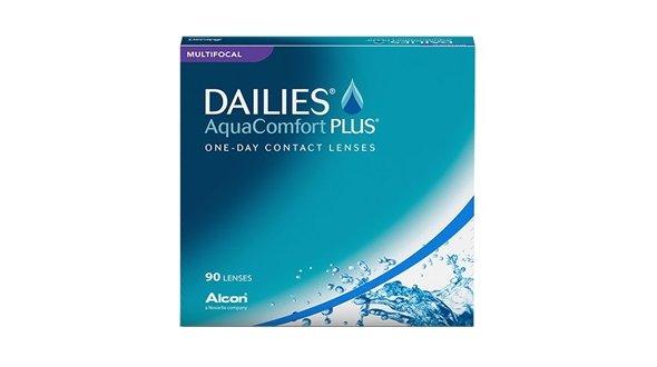 Dailies AquaComfort Plus Multifocal (90 Lentillas)