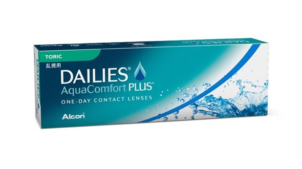 Dailies AquaComfort Plus Toric (30 Lentillas)