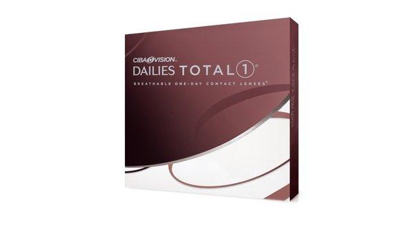Dailies Total 1 (90 Lentillas)