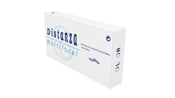Distanza Multifocal (6 Lentillas)