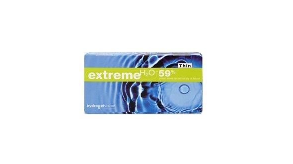 Extreme H2O 59% (6 Lentillas)