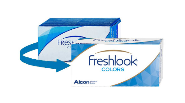 FreshLook Colors Graduadas (2 Lentillas)