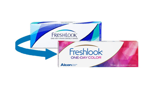 FreshLook One Day (10 Lentillas)