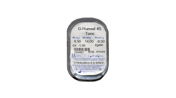 G Humed Toric 45 (1 Lentilla)