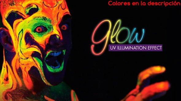 Glow Lentillas de Fantasía Neutras