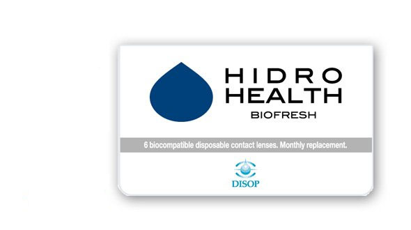 Hidro Health Biofresh (6 Lentillas)
