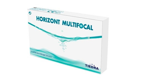 Horizont Multifocal (3 Lentillas)