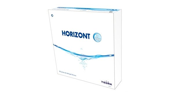 Horizont Silicona 1 Day (90 Lentillas)
