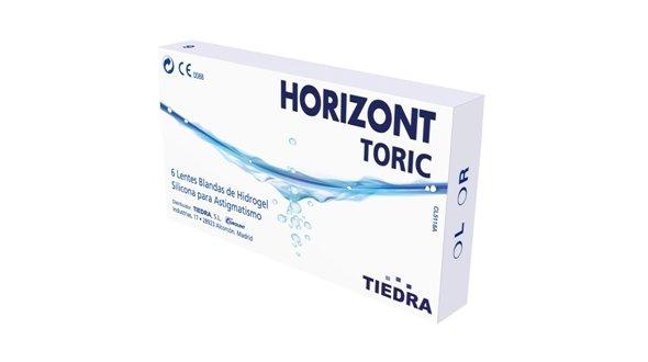 Horizont Toric Silicona (6 Lentillas)