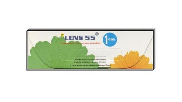Lens 55 1 Day (30 Lentillas)
