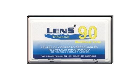 Lens 90 Multifocal Toric (1 Lentilla)