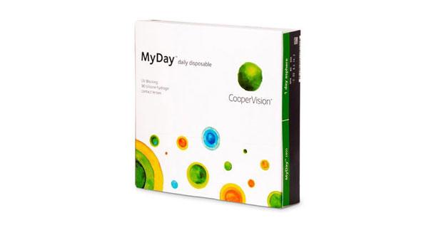 MyDay (90 Lentillas)