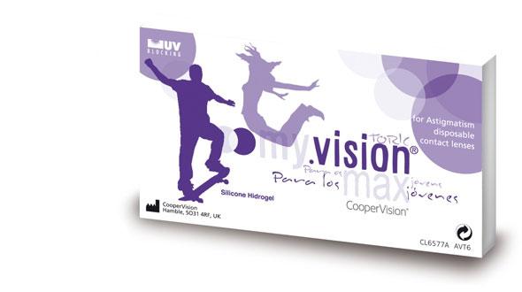 Myvision Max+ (6 Lentillas)