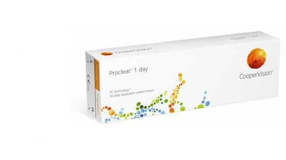 Proclear 1 Day (30 Lentillas)