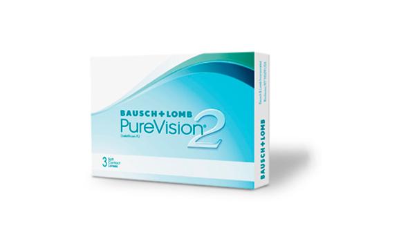 PureVision 2 HD (3 Lentillas)