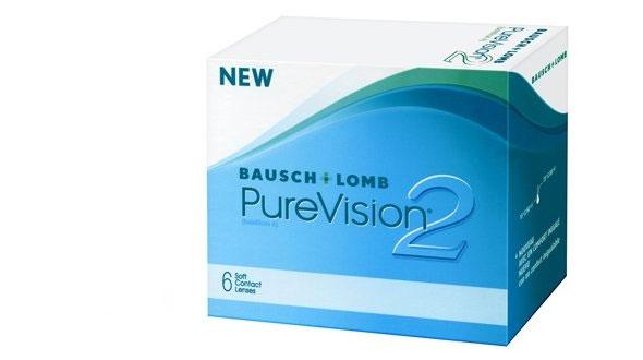 PureVision 2 HD (6 Lentillas)