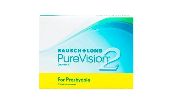 PureVision 2 HD Presbyopia (3 Lentillas)