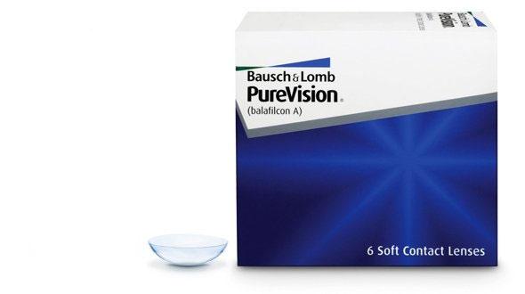 PureVision (6 Lentillas)