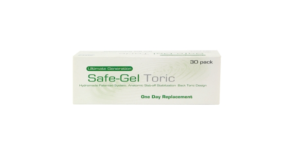 Safe-Gel 1 Day Toric (30 Lentillas)