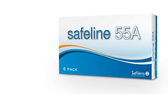 Safeline 55 A (6 Lentillas)