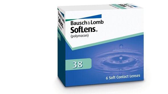 SofLens 38 (6 Lentillas)