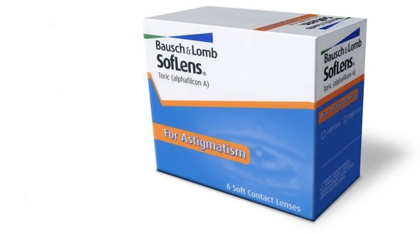 SofLens For Astigmatism (6 Lentillas)