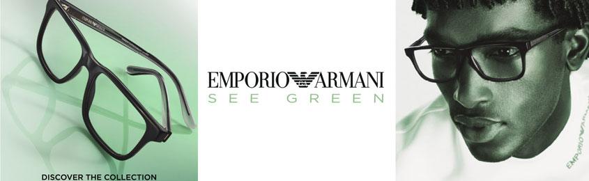 ec4cfc2721 Gafas graduadas Emporio Armani online – Prodevisión